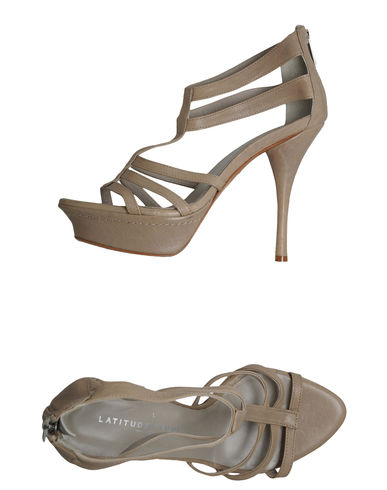 LATITUDE FEMME - Platform sandals