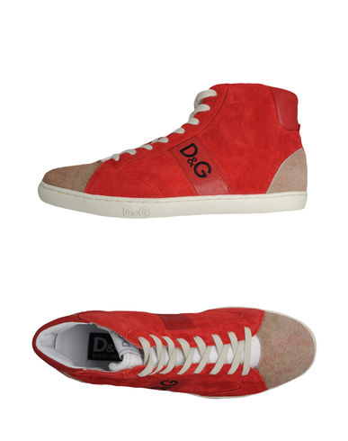 D&amp;G - High-top sneaker