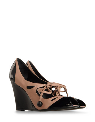 SONIA RYKIEL Pumps  Heels Open toe on shoescribe.c