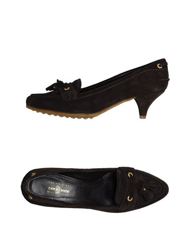 CARSHOE - Moccasins with heel