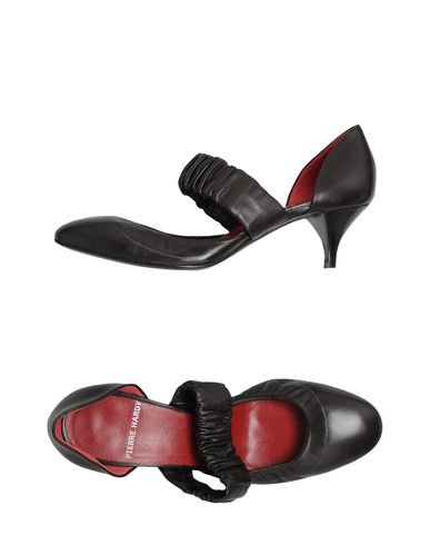 PIERRE HARDY - Closed-toe slip-ons