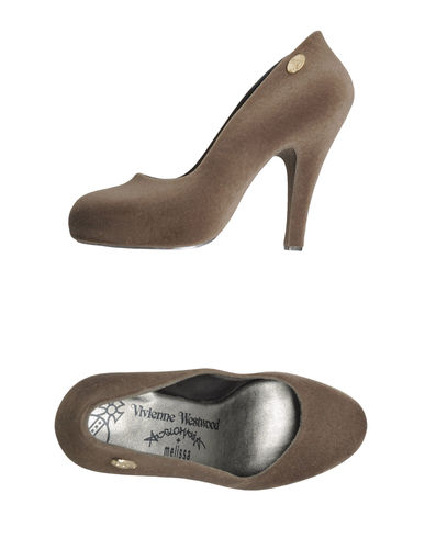 VIVIENNE WESTWOOD ANGLOMANIA + MELISSA - Platform pumps