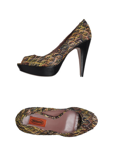 MISSONI - Escarpins ouverts open-toes