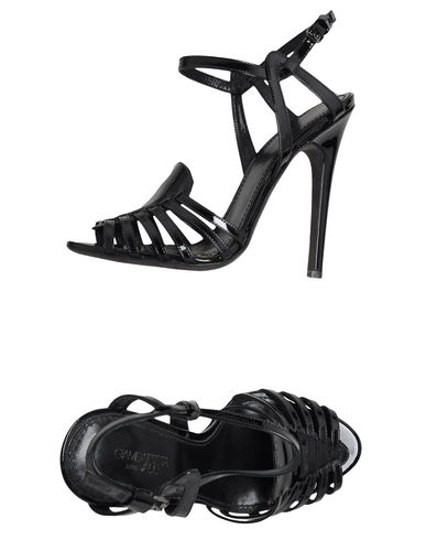 GIAMBATTISTA VALLI - High-heeled sandals