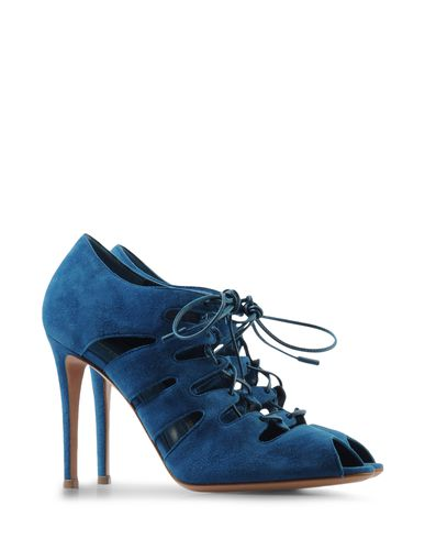 GIANVITO ROSSI - Lace-up shoes
