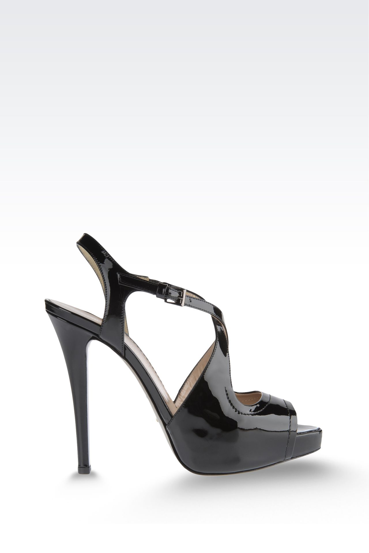 Shoes: High-heeled sandals Women by Armani - 0