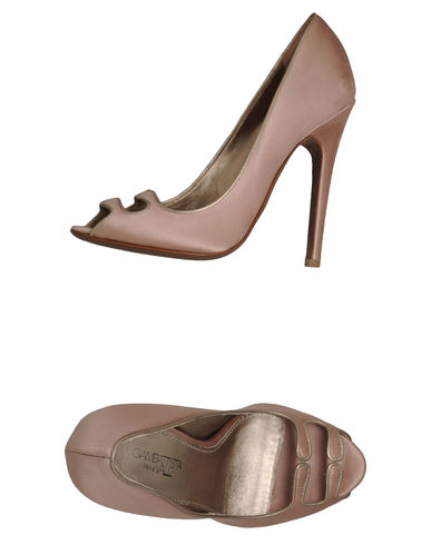 GIAMBATTISTA VALLI - Pumps with open toe