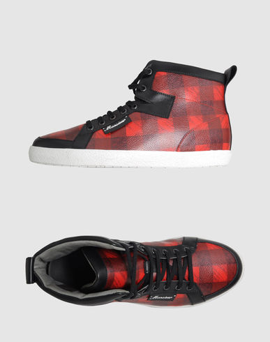 VIKTOR & ROLF - High-top sneaker