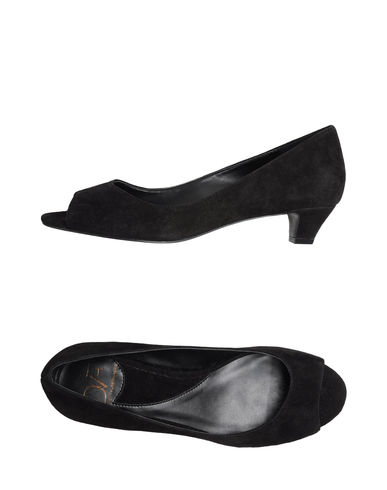 DIANE VON FURSTENBERG - Pumps with open toe