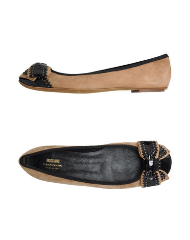 MOSCHINO CHEAPANDCHIC - Ballet flats
