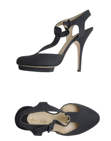 MAX KIBARDIN - Platform sandals