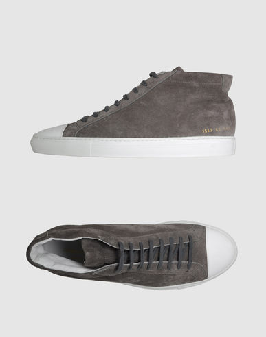 COMMON PROJECTS - High-top sneaker