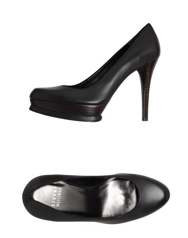 STUART WEITZMAN - Platform pumps