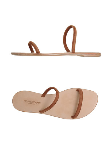 VIA MERCANTI - Sandals