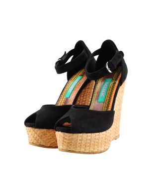 MINK VEGAN SHOES - Wedges