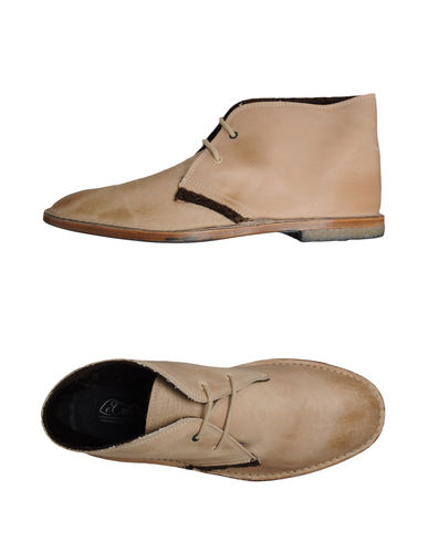 LE CROWN - High-top dress shoe