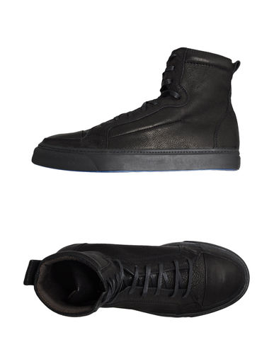 COSTUME NATIONAL ACTIVE - High-top sneaker