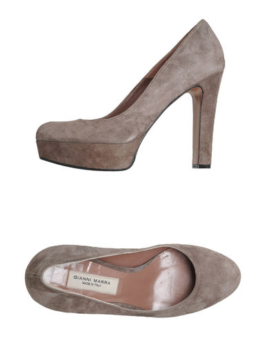 GIANNI MARRA - Platform pumps
