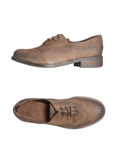 BASSI - Lace-up shoes