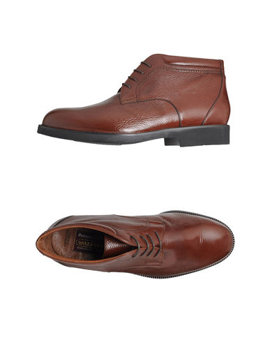 VALLEVERDE - High-top dress shoe