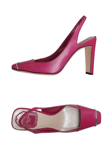 CHRISTIAN DIOR - Slingbacks