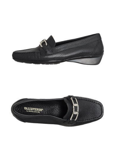VALLEVERDE - Moccasins with heel