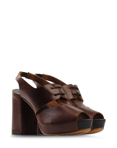 DEUX SOULIERS - Slingbacks