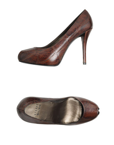 STUART WEITZMAN - Pumps with open toe