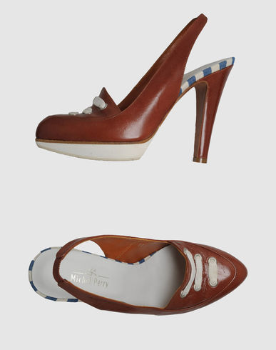 MICHEL PERRY - Slingbacks