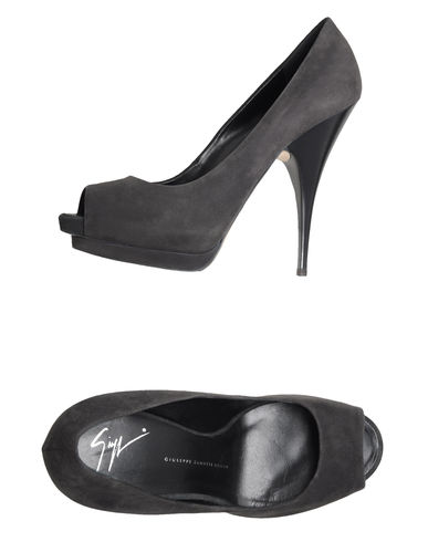 GIUSEPPE ZANOTTI DESIGN - Pumps with open toe