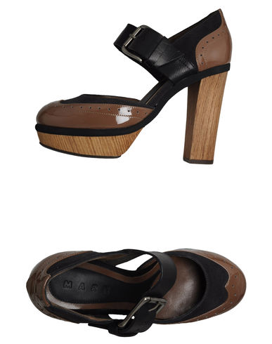 MARNI - Platform pumps