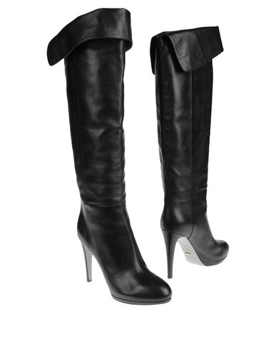SERGIO ROSSI - High-heeled boots