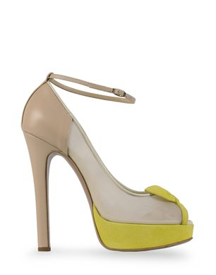 Pumps with open toe Women's - VIONNET