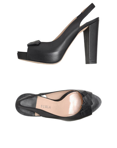 FURLA - Platform sandals