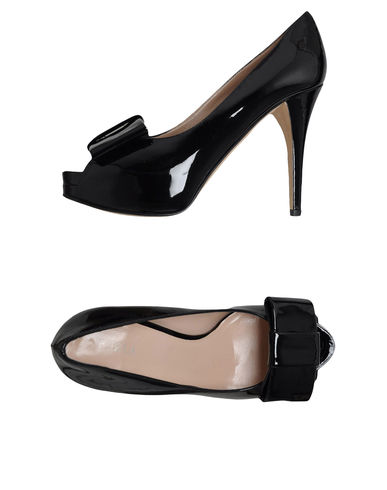 FURLA - Pumps with open toe