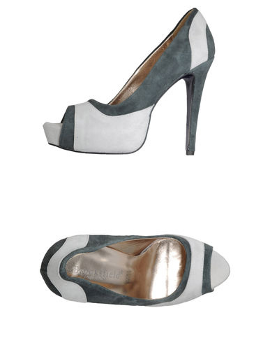 BROOKSFIELD - Pumps with open toe
