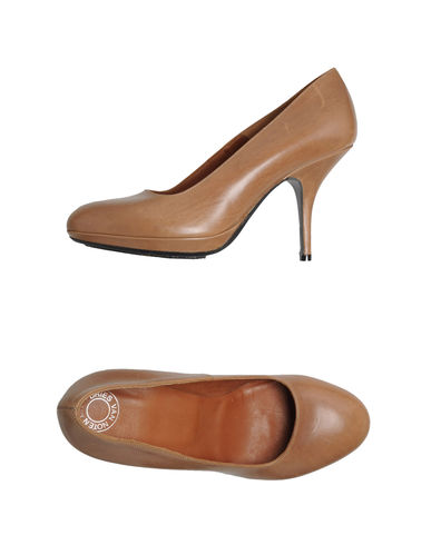 DRIES VAN NOTEN - Platform pumps