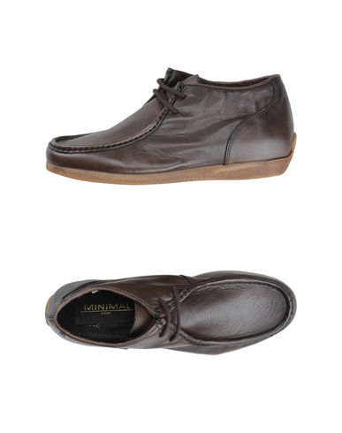 MINIMAL PROJECT - High-top dress shoe