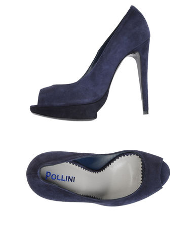 POLLINI - Pumps with open toe