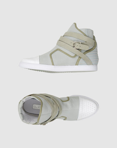 ADIDAS SLVR - High-top sneaker