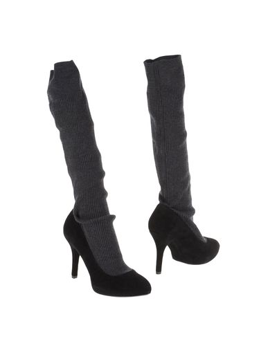 DOLCE & GABBANA - High-heeled boots