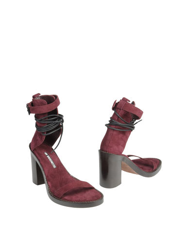 ANN DEMEULEMEESTER - High-heeled sandals