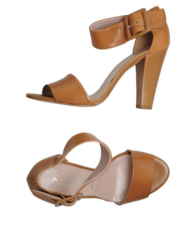 ANDREA MORELLI - High-heeled sandals