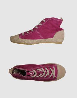 Sneakers altas - PRETTY NANÃ EUR 49.00