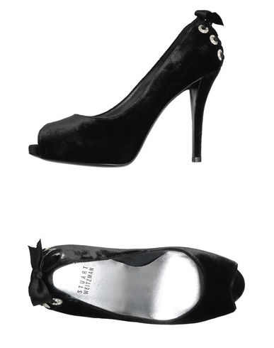 STUART WEITZMAN - Courts with open toe