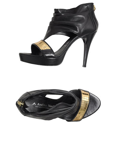 ANDREA MORELLI - Platform sandals