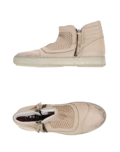 BB WASHED BRUNO BORDESE - High-top sneaker