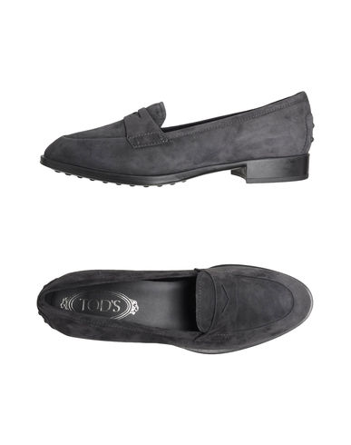 TOD'S - Moccasins with heel