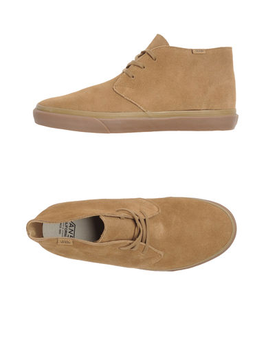 VANS CALIFORNIA - High-top dress shoe