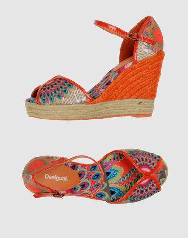 DESIGUAL - Wedge